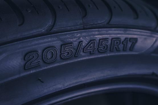 How to read your tyre sizes - Tyres Leighton Buzzard
